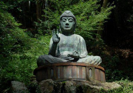 Enkyoji Buddha